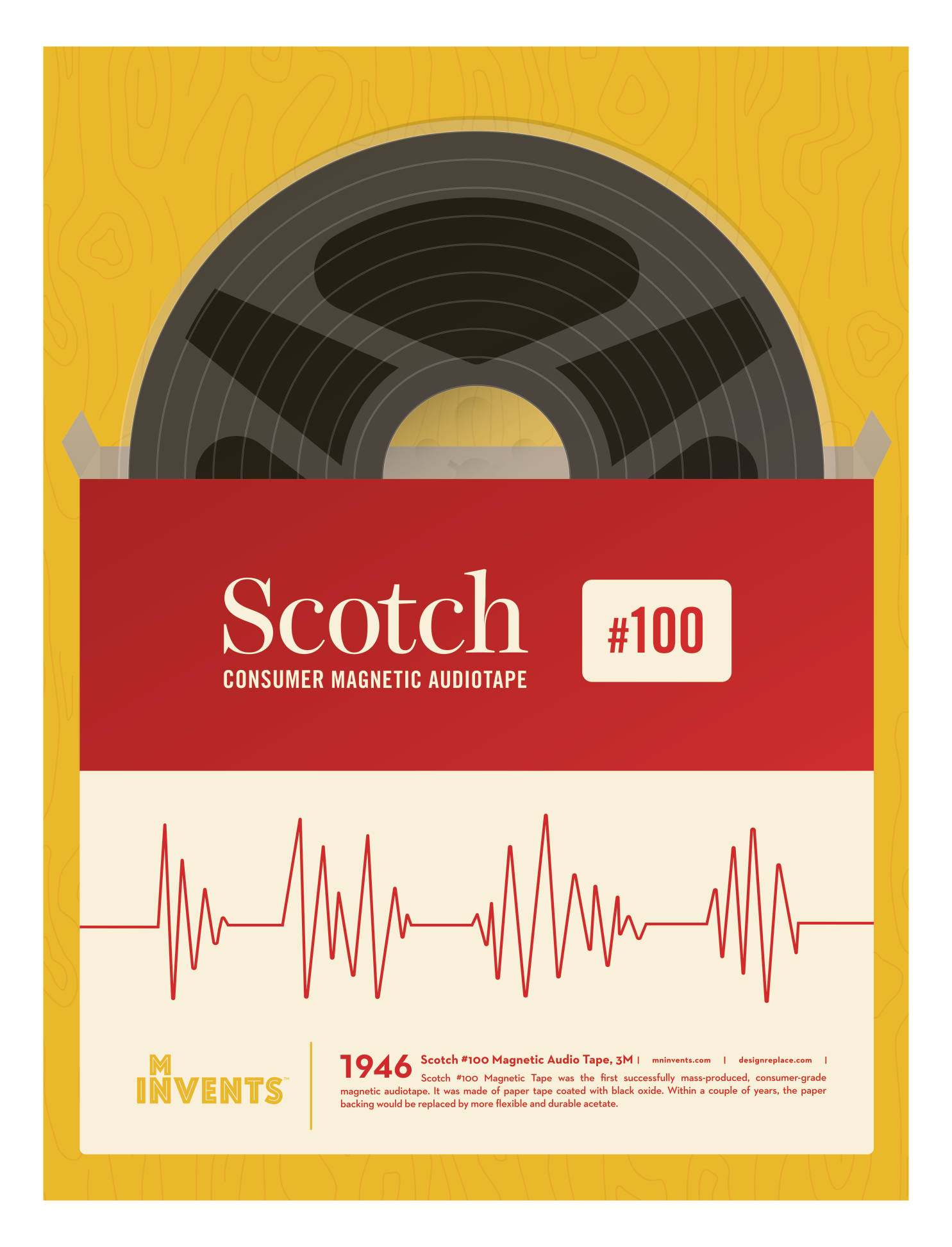 Scotch Consumer Magnetic Audiotape