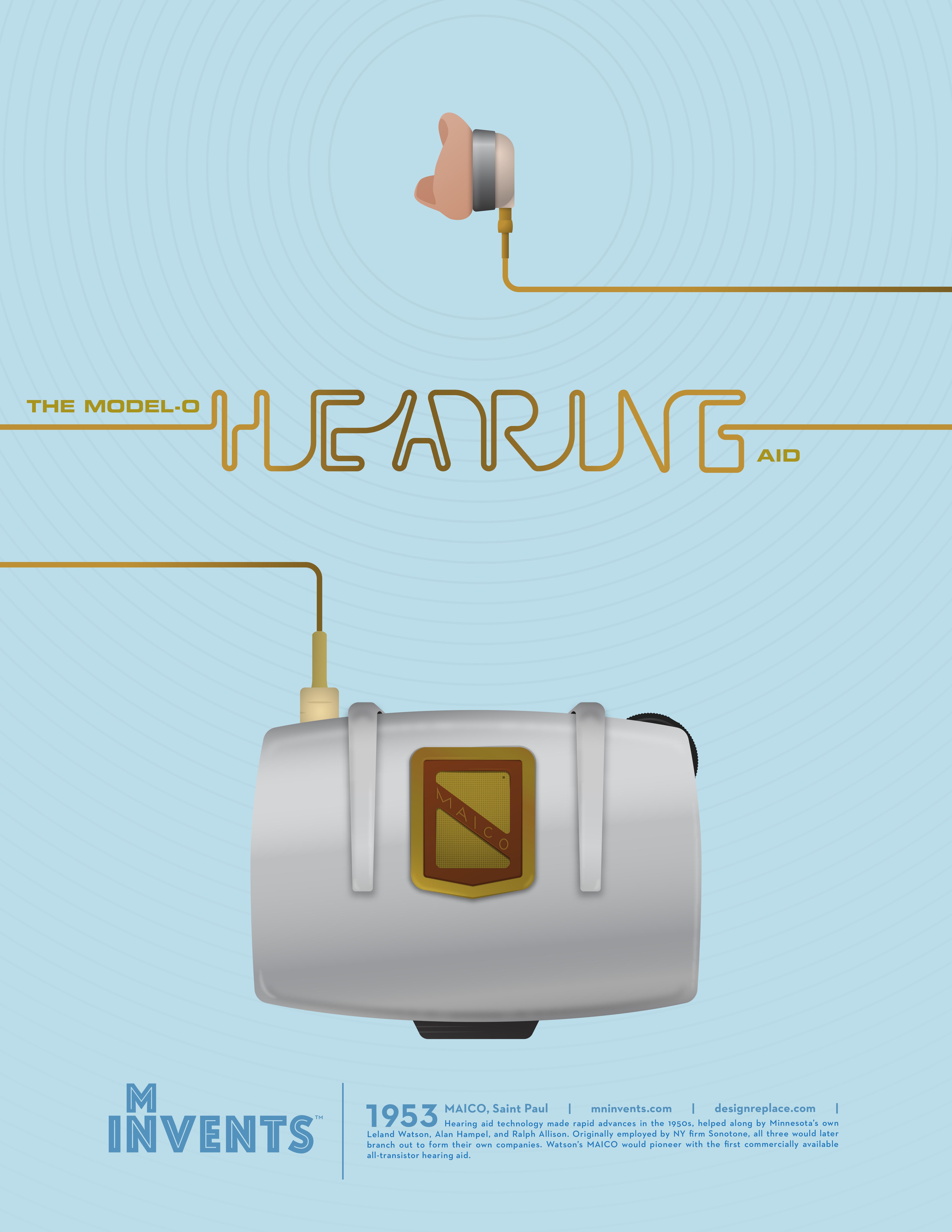 Transist-Ear Hearing Aid